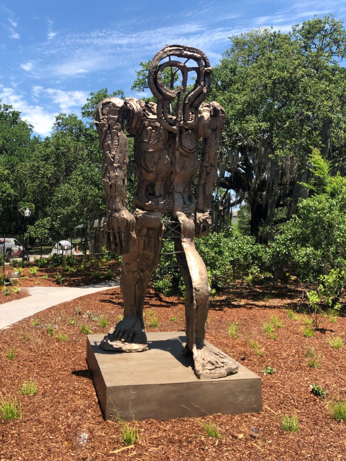 Good Better Besthoff Expanded Sculpture Garden At Noma Takes Its