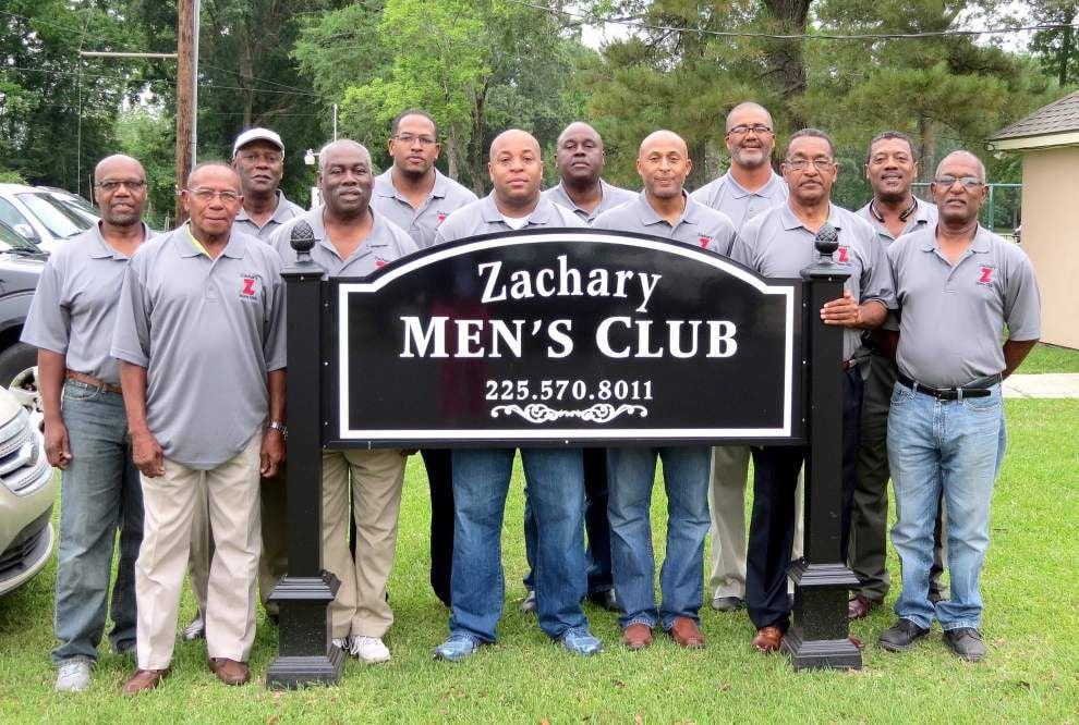 Men's Club meeting enjoys large turnout _lowres