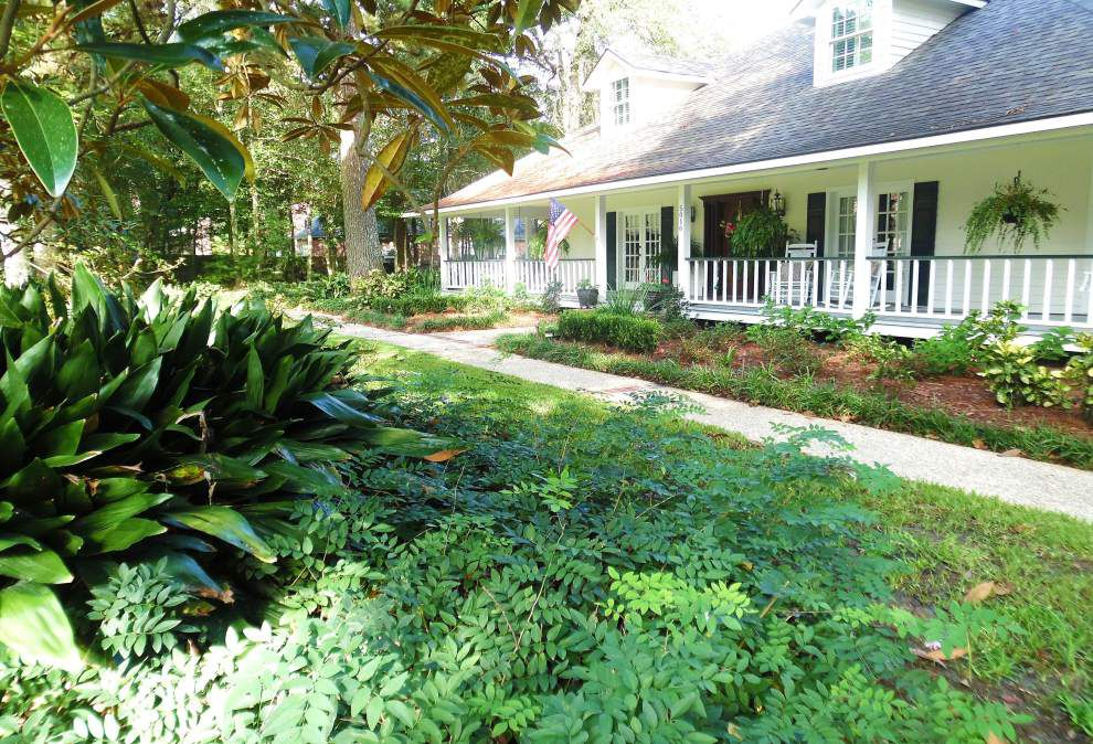 Fall Garden Stroll spotlight on four Lake at White Oak Landing homes _lowres