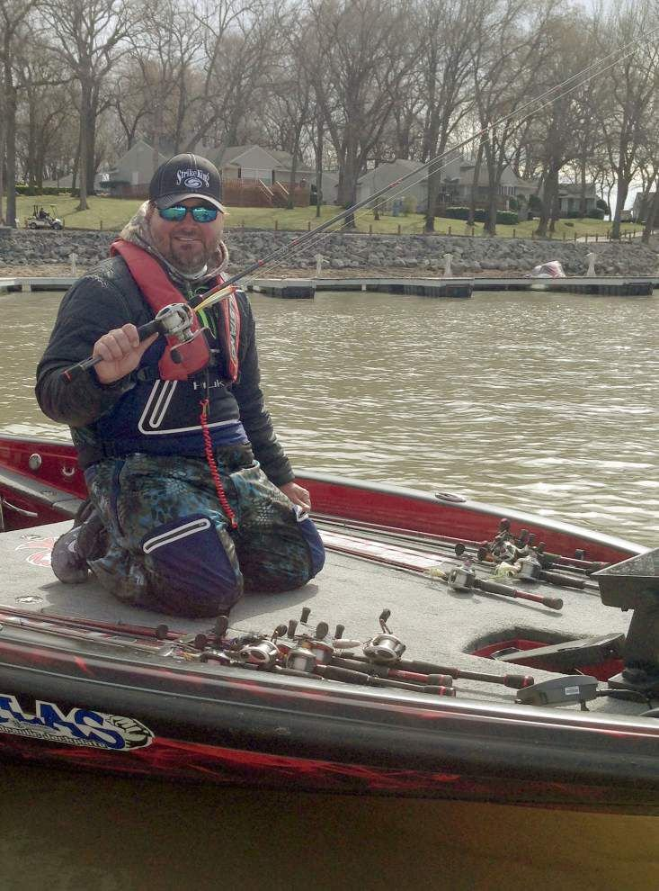 Greg Hackney ready for muddy waters, windy conditions at Bassmaster Classic _lowres