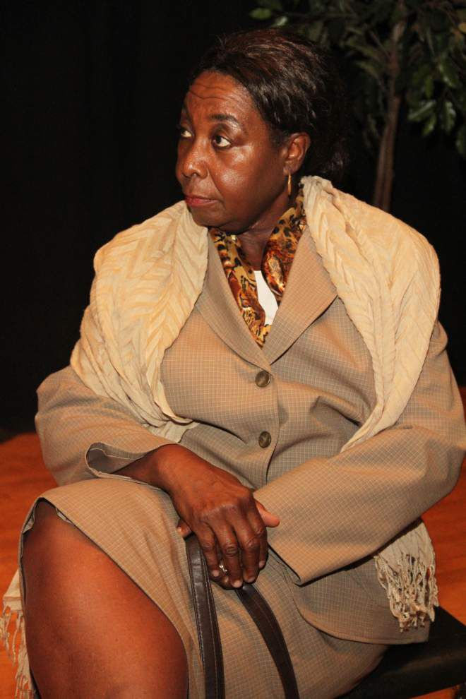 Louisiana Voices of Women Theatre Company's inaugural production 'La Bakair' takes the stage _lowres