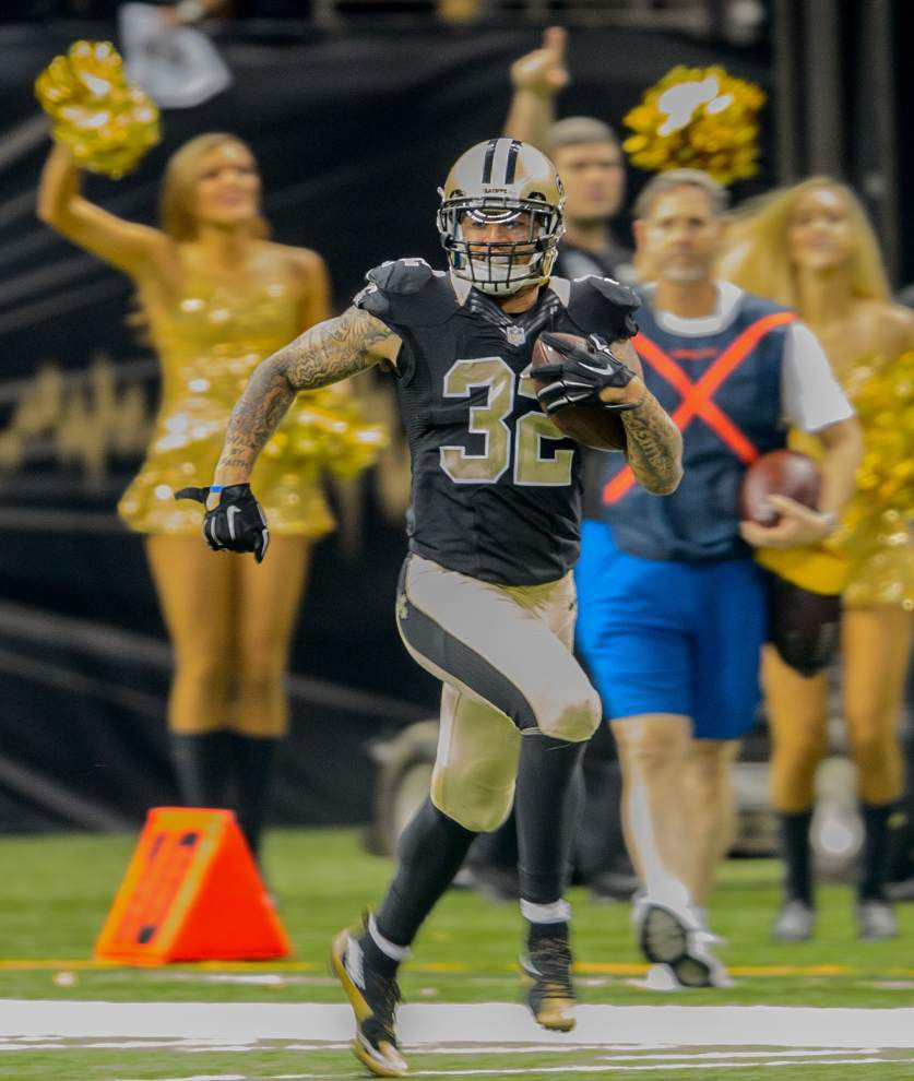 Nick Underhill: Saints must build depth at safety _lowres