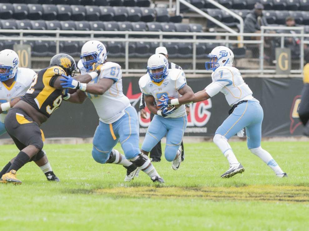 Photos: Southern gets big win over UA Pine Bluff Saturday _lowres