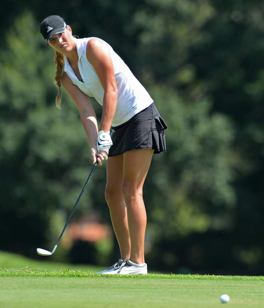Amanda Rothrock wins Baton Rouge Women's Amateur golf tournament _lowres
