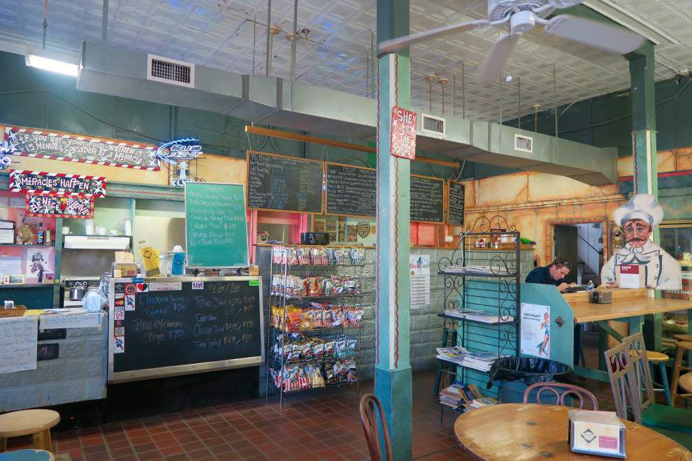 Garden District deli to close next week; owner vows to reopen elsewhere _lowres