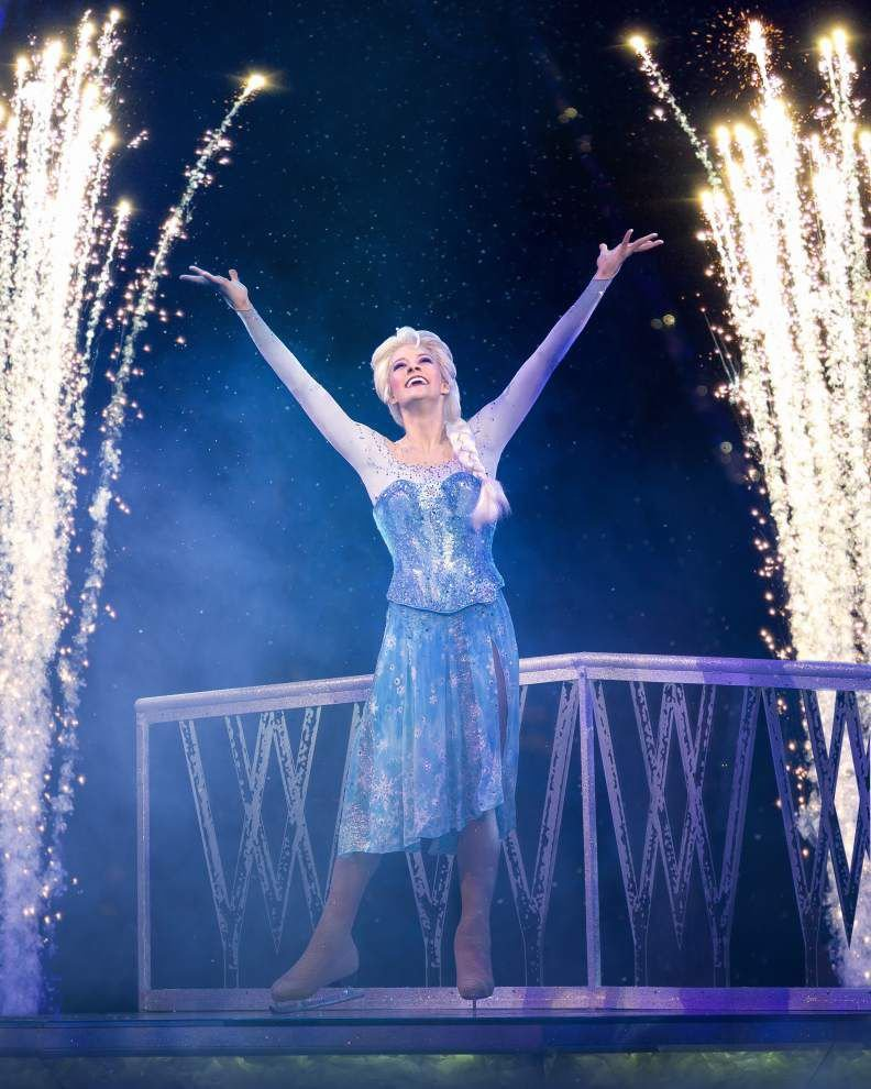 'Frozen' is a natural for the Disney skate treatment _lowres