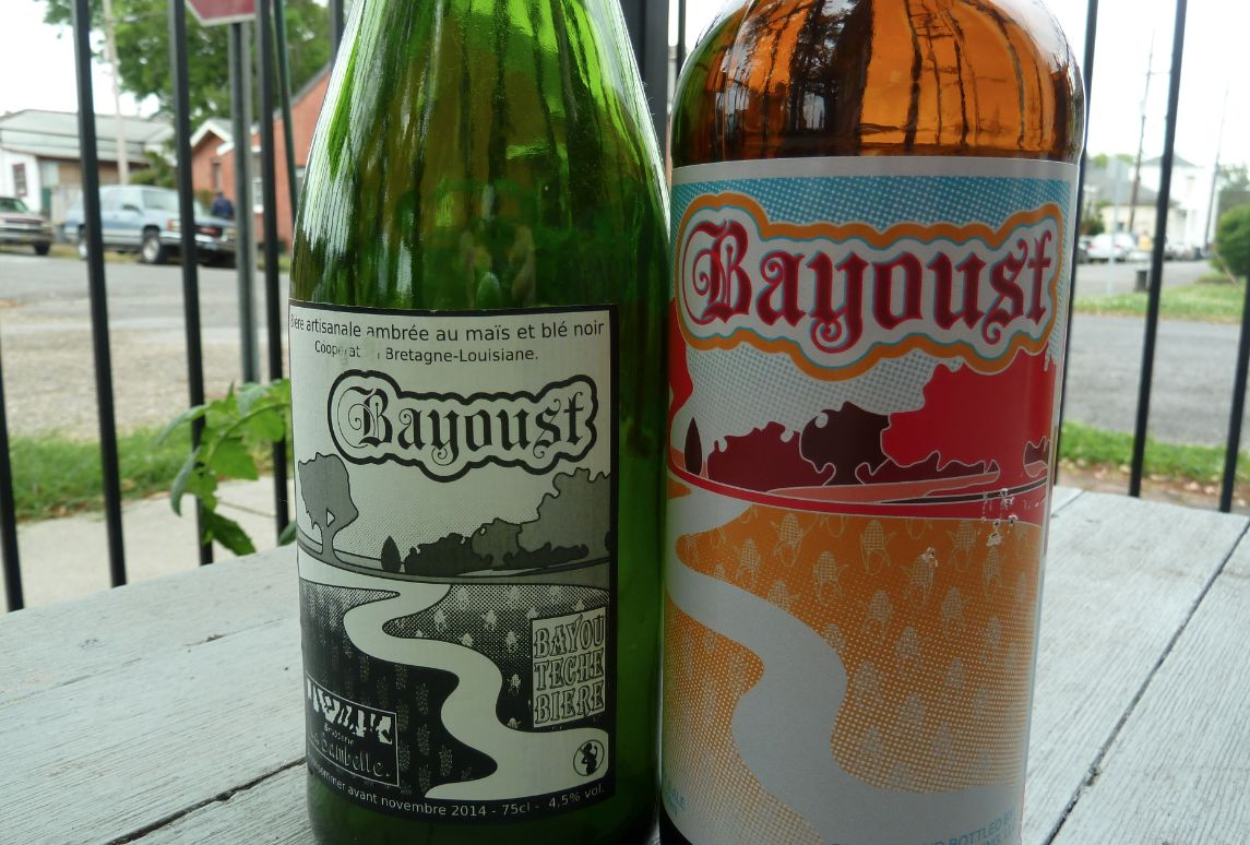 Brewsday Tuesday: Bayoust, a new beer, comes to Festival International_lowres