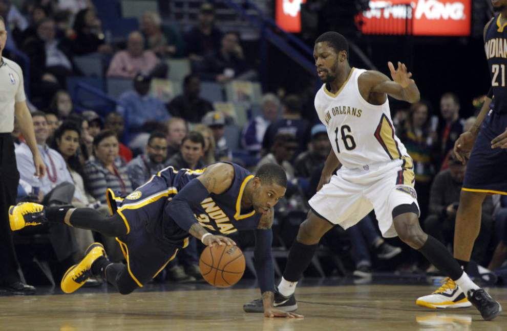 Pelicans re-sign guard Toney Douglas _lowres
