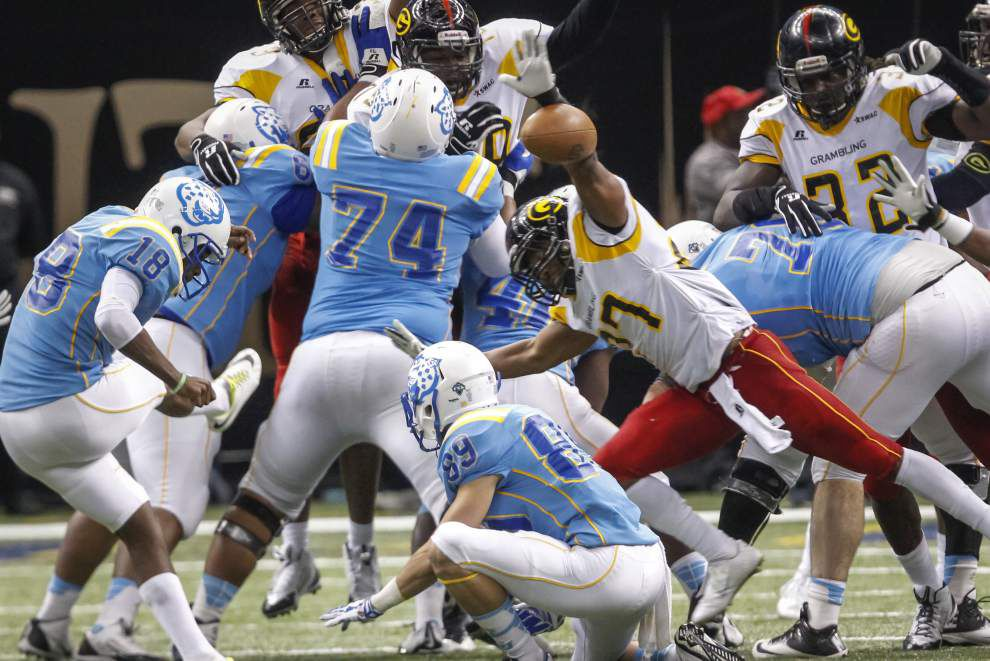 Southern University athletics chat witih Advocate sportswriter Les East, Wednesday at 10 a.m. _lowres