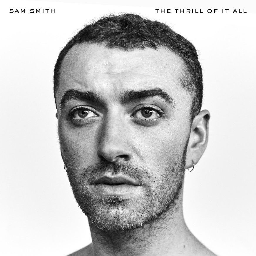 Music Review Sam Smith still for Red
