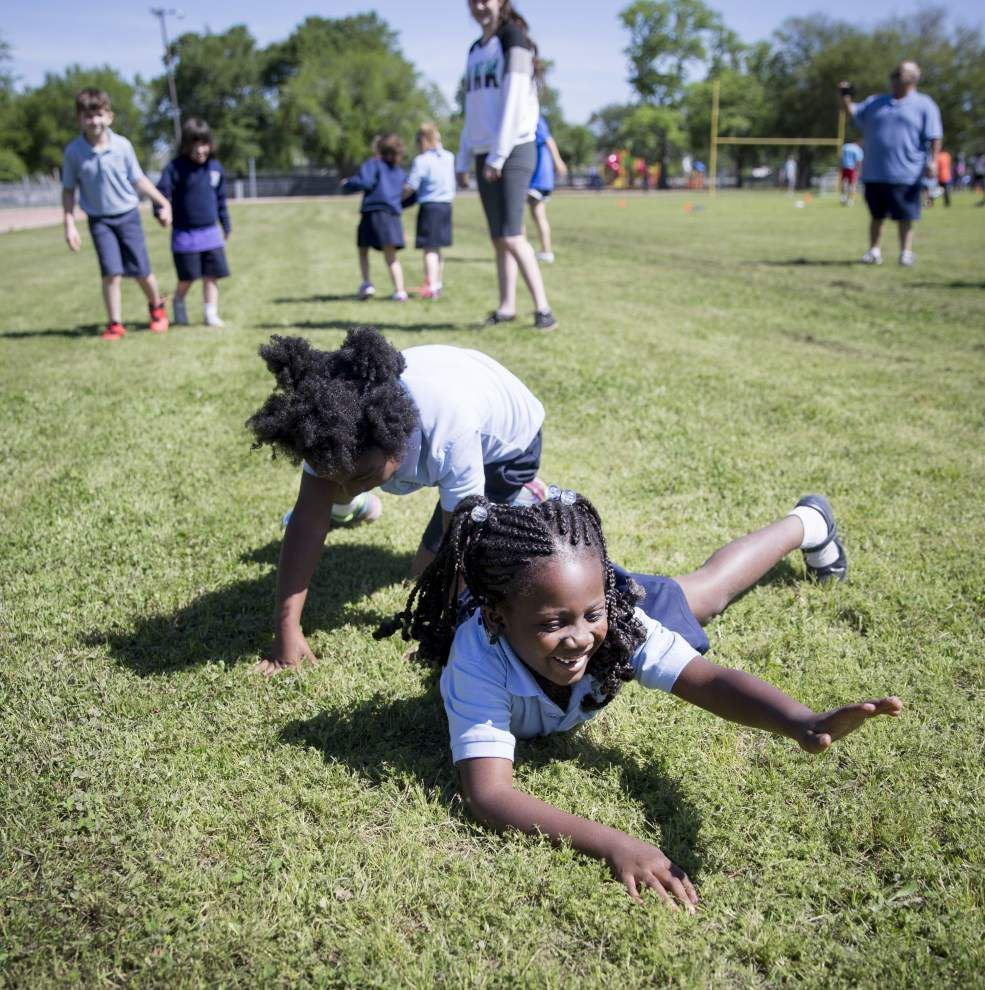 Deaf Track and Field Day held _lowres
