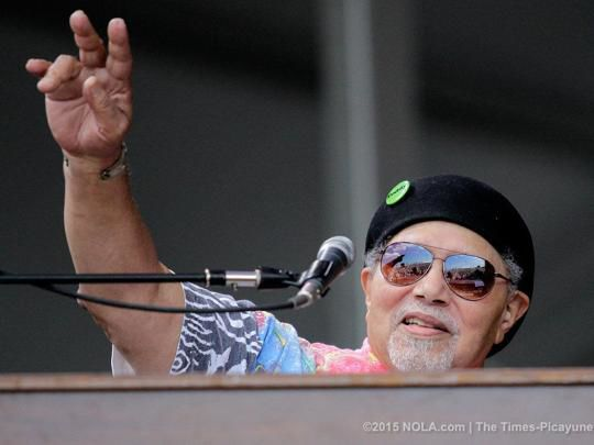 New Orleans legend Art Neville, founder of the Meters and Neville Brothers, dies at 81