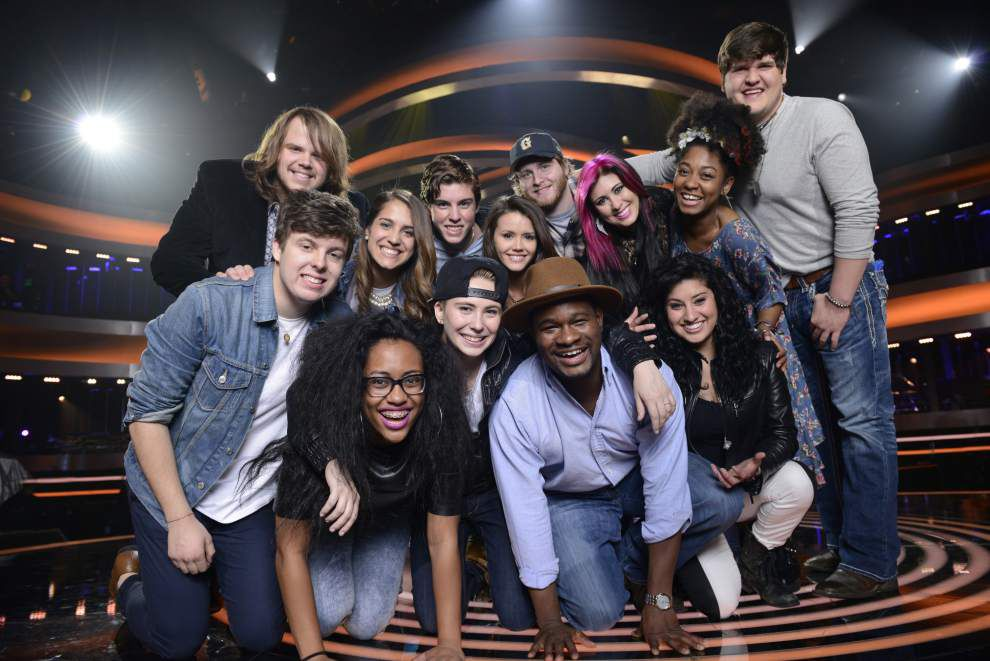 Season 13 'American Idol' contestants bring show to Saenger _lowres