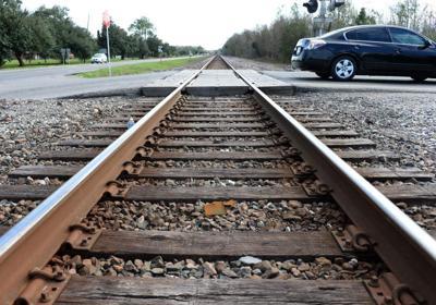 Advocate file photo of tracks