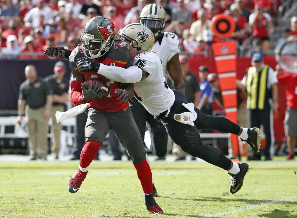 'Reading the book' getting easier for Saints on defense _lowres