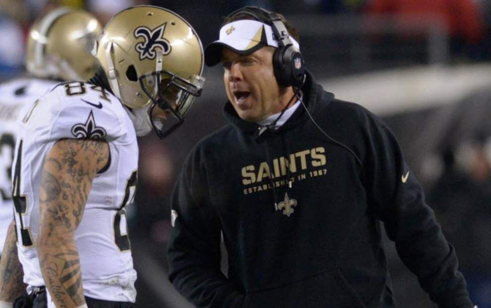 Sean Payton: No worries on Jimmy Graham, Mark Ingram situations _lowres