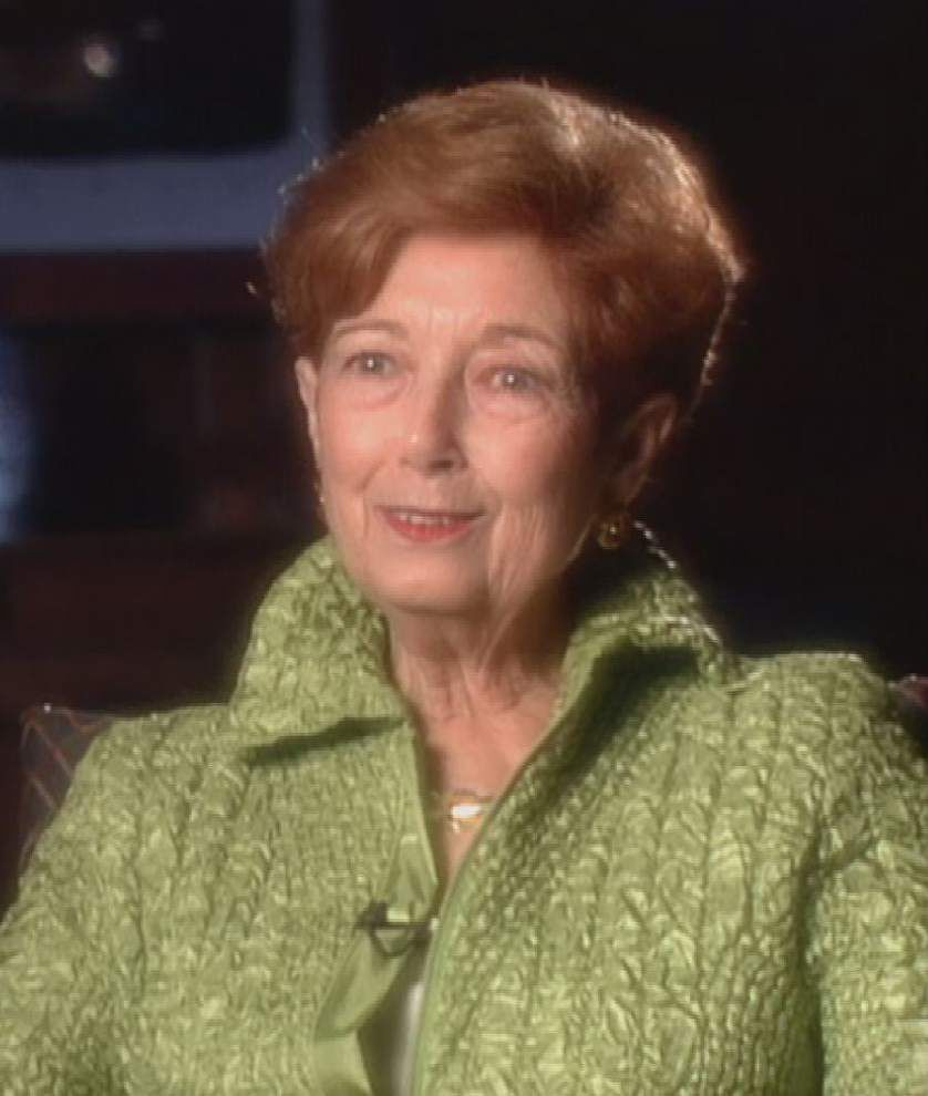 WWL-TV report: Barbara Elliott Wedemeyer, associated with famous Rosenberg's TV ads, dies at 84 _lowres