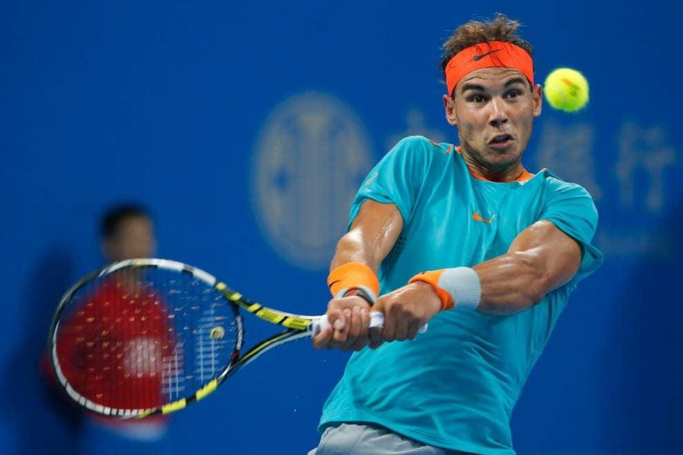 Rafael Nadal to play despite appendicitis _lowres