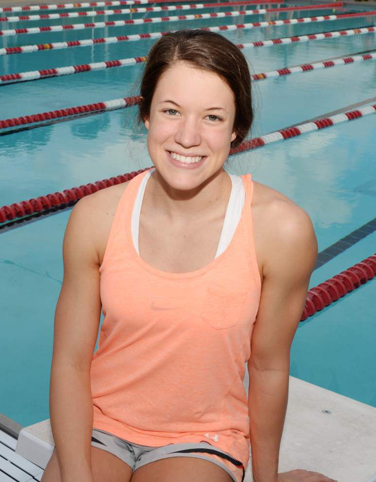 Acadiana area 2015 All-Metro swimming teams _lowres