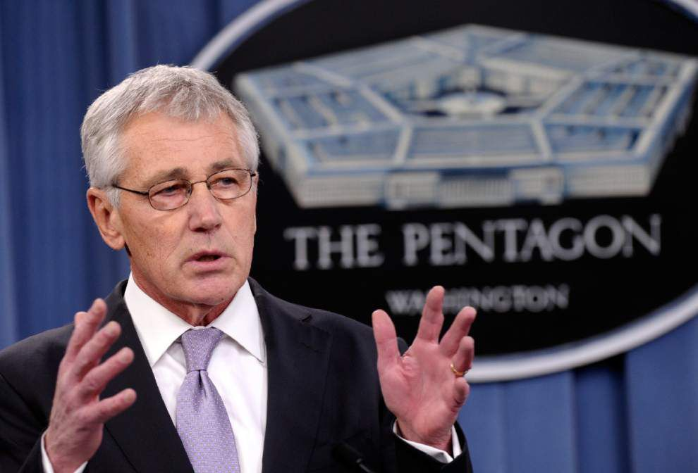 Hagel orders urgent push for ethics crackdown _lowres