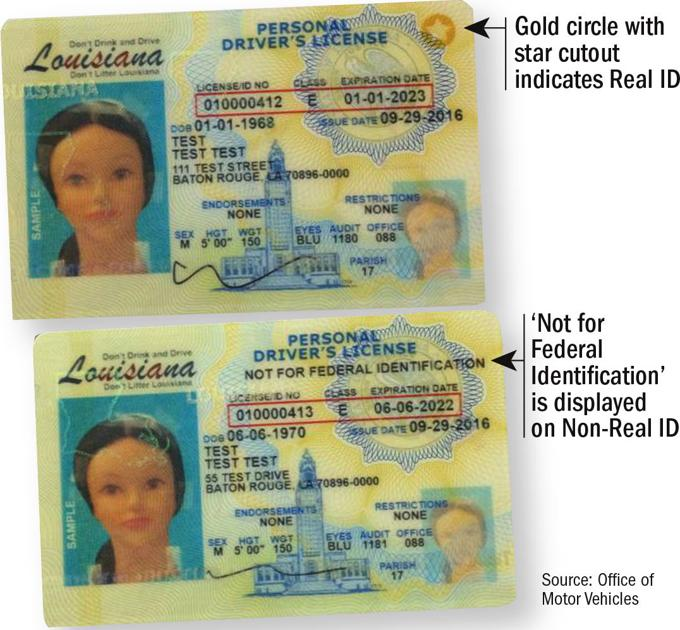 Driver's One Licenses; Get Issuing To Id Real Know Theadvocate How Legislature State com What Begins