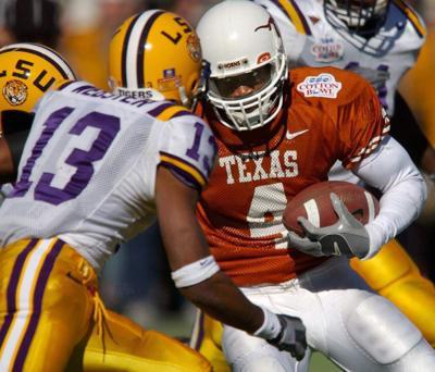 LSU-Texas 2003 Cotton Bowl