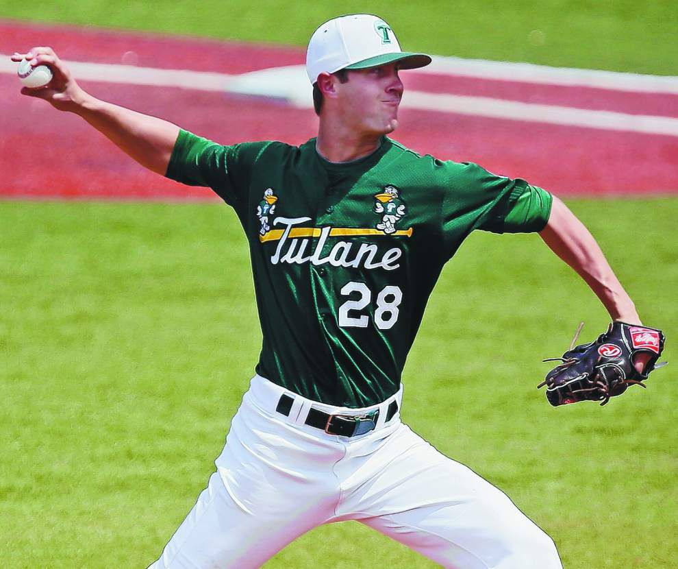 Tulane must right its recent pitching woes before Baton Rouge regional play arrives _lowres