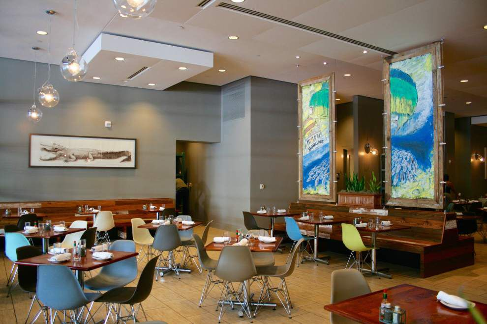New-look Borgne dining room undergoes big changes after week of renovations _lowres
