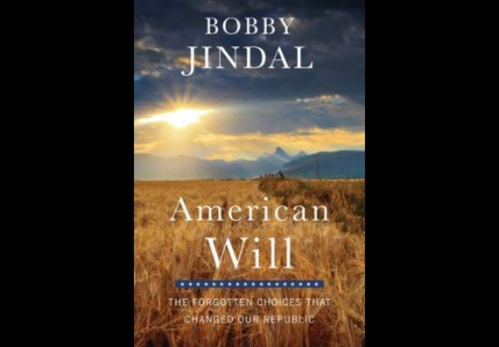 Bobby Jindal touts new book, scheduled for October release, as 'a call to arms' for the future _lowres