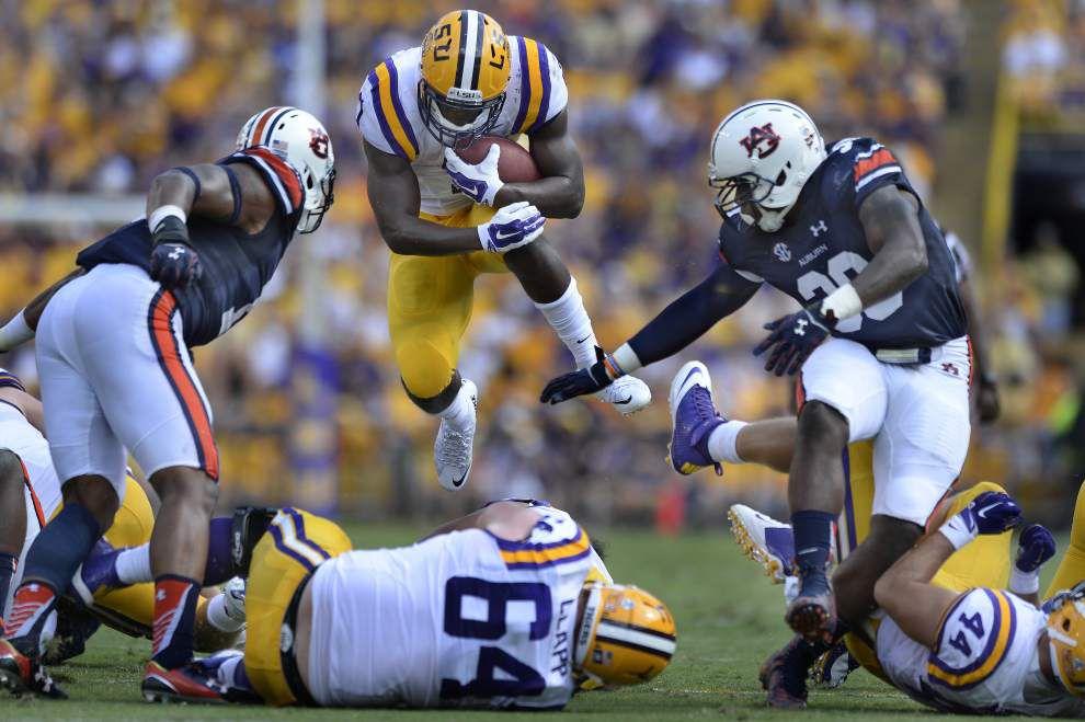 Auburn vs. LSU live analysis: LSU defeats Auburn 45-21 _lowres