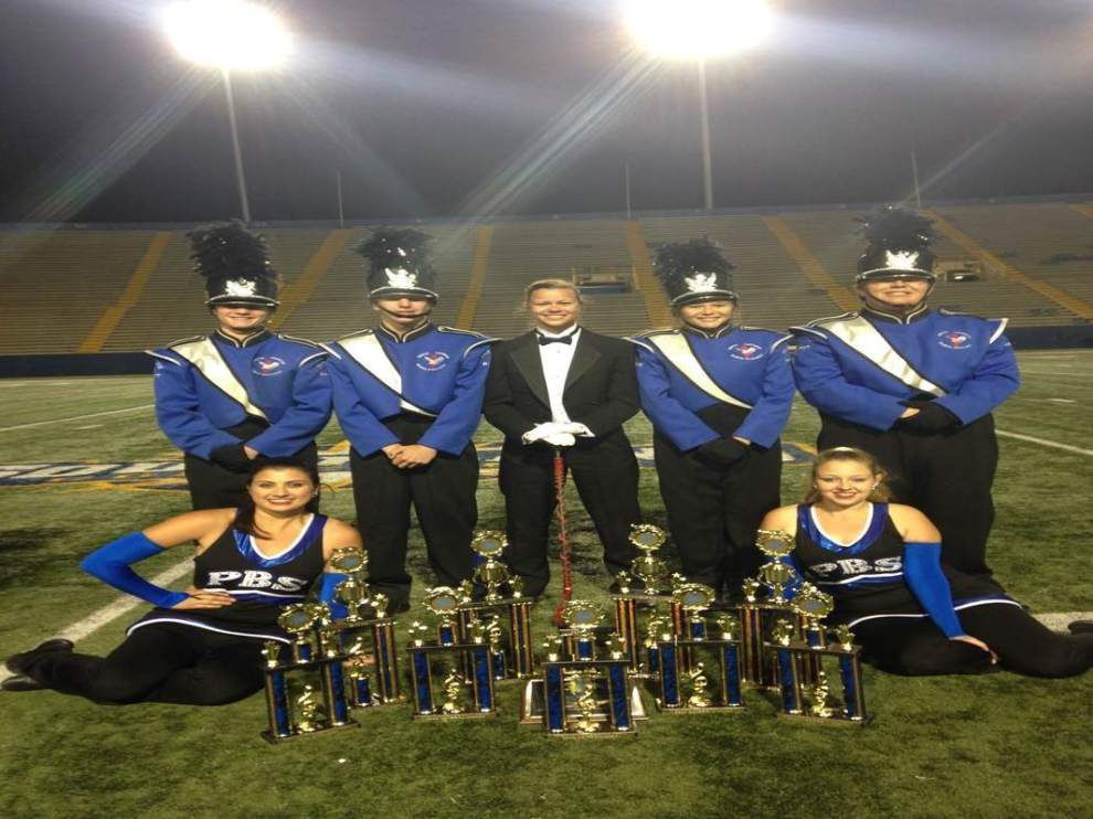Parkview band gets high marks at fest _lowres