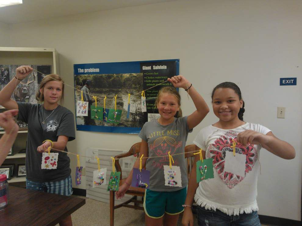 4-H members work to expand artistic skills _lowres