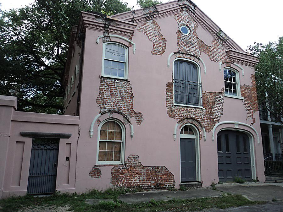 Blake Pontchartrain: The Carroll-Crawford House_lowres
