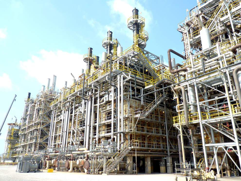 Williams considers second ethane cracker at Geismar _lowres
