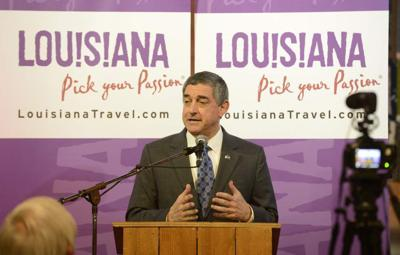 Quin Hillyer: Might Louisiana Lt. Gov. Jay Dardenne make a run at U.S. Sen. David Vitter? Race for governor could surprise _lowres