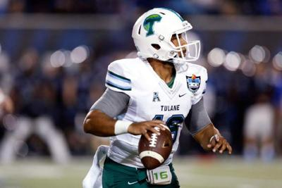Tulane's Monday Morning Rewind: Looking back at Memphis loss; UConn coming up _lowres