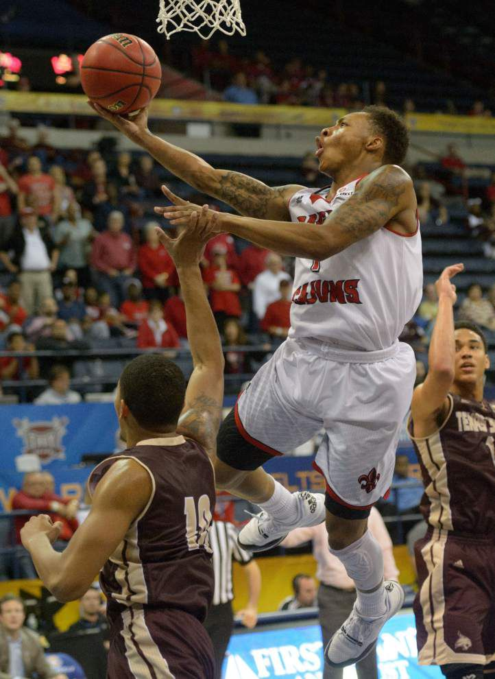 Cajuns basketball notebook: Summer spent abroad broadens Cajuns' horizons _lowres