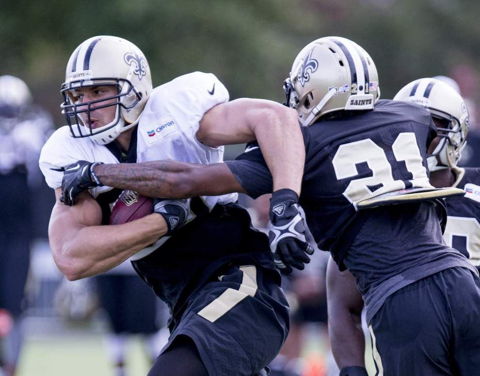Saints Morning Briefing: Tuesday (Aug. 26) _lowres