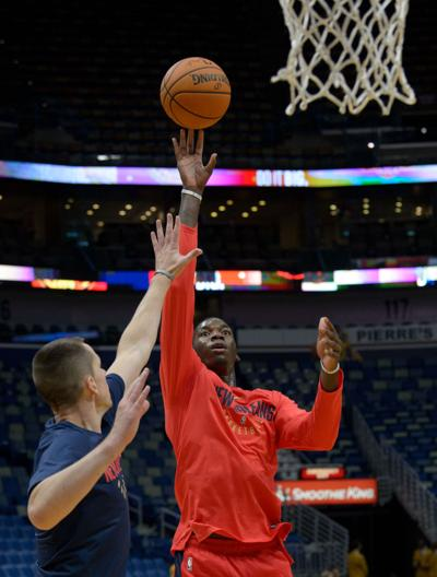 Forward Cheick Diallo ruled out for Friday preseason game in
