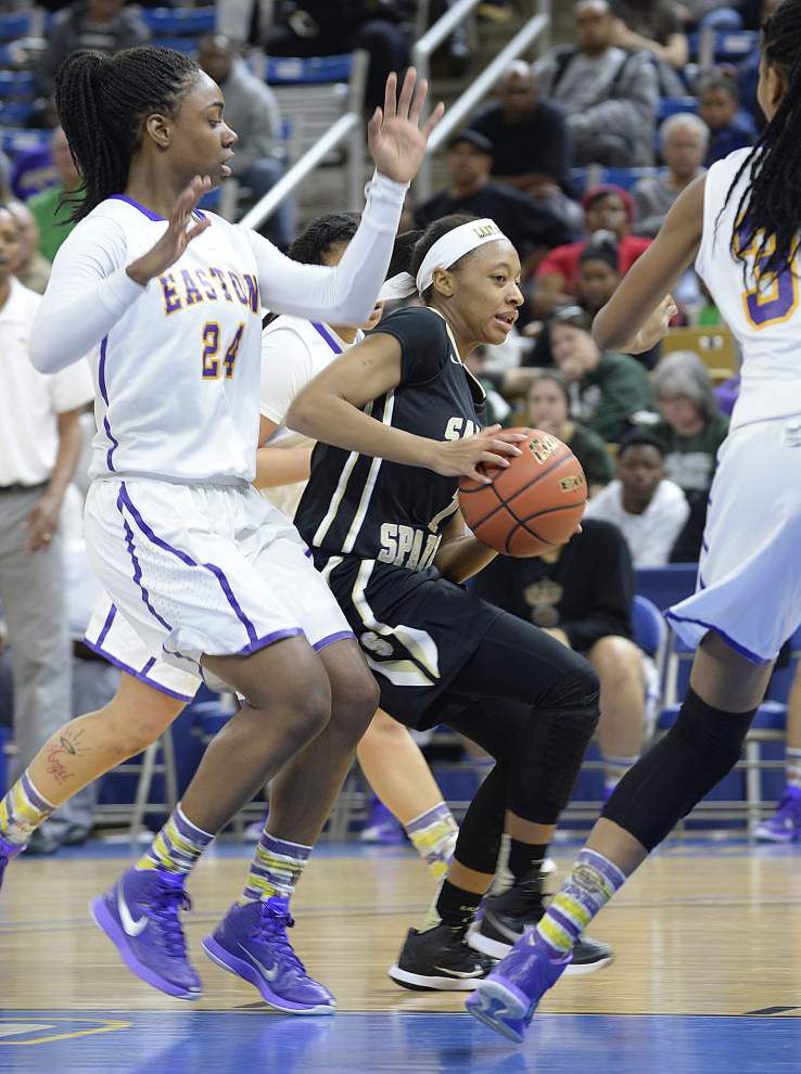 Warren Easton tops Kalani Brown and Salmen 46-42 for Class 4A basketball title _lowres