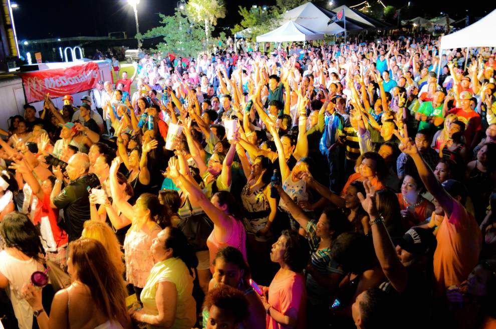 Now a full weekend, Kenner's Hispanic Summer Fest pulling bigger names _lowres