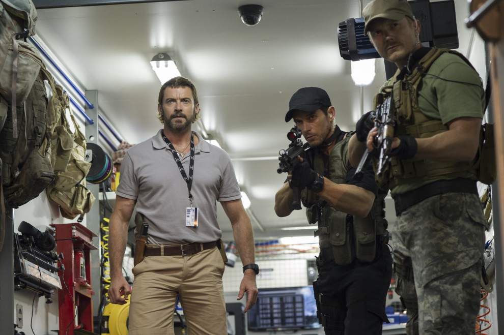 Review: The jumbled machinery of 'Chappie' never clicks _lowres