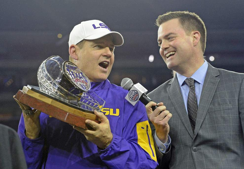 Live coverage: LSU's Les Miles on National Signing Day: 'I like this class very much' _lowres