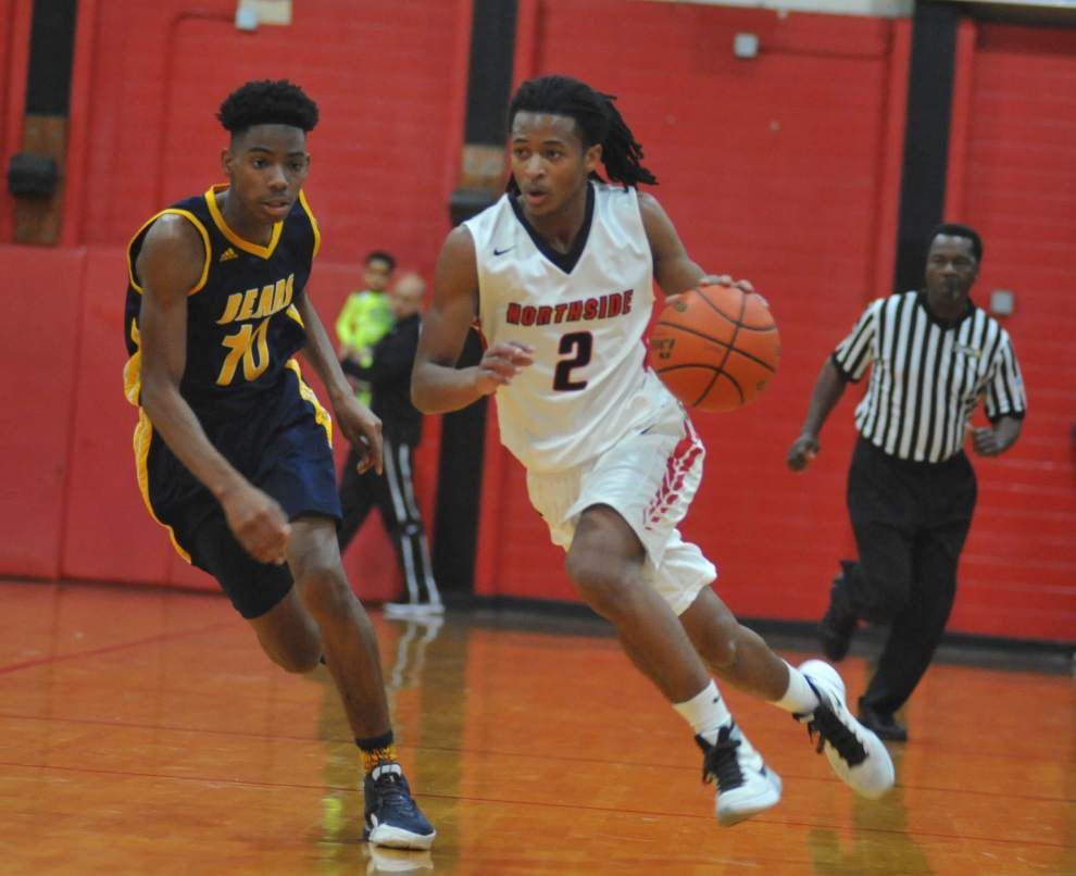 Northside's Darius Randell scores 30 points in victory over Carencro _lowres