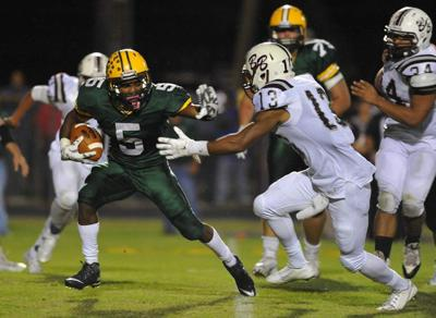 Behind Raymond Calais, Cecilia moves closer to district crown with win over Breaux Bridge _lowres