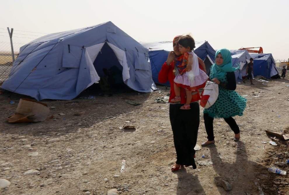 Iraq Sunni militant group vows to march on Baghdad _lowres