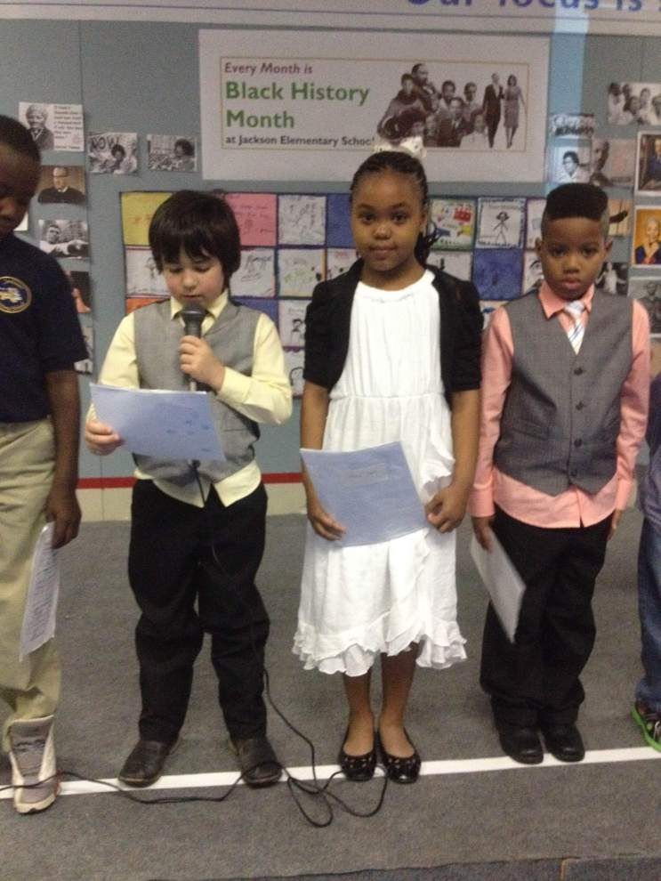 Students write, present black history speeches _lowres