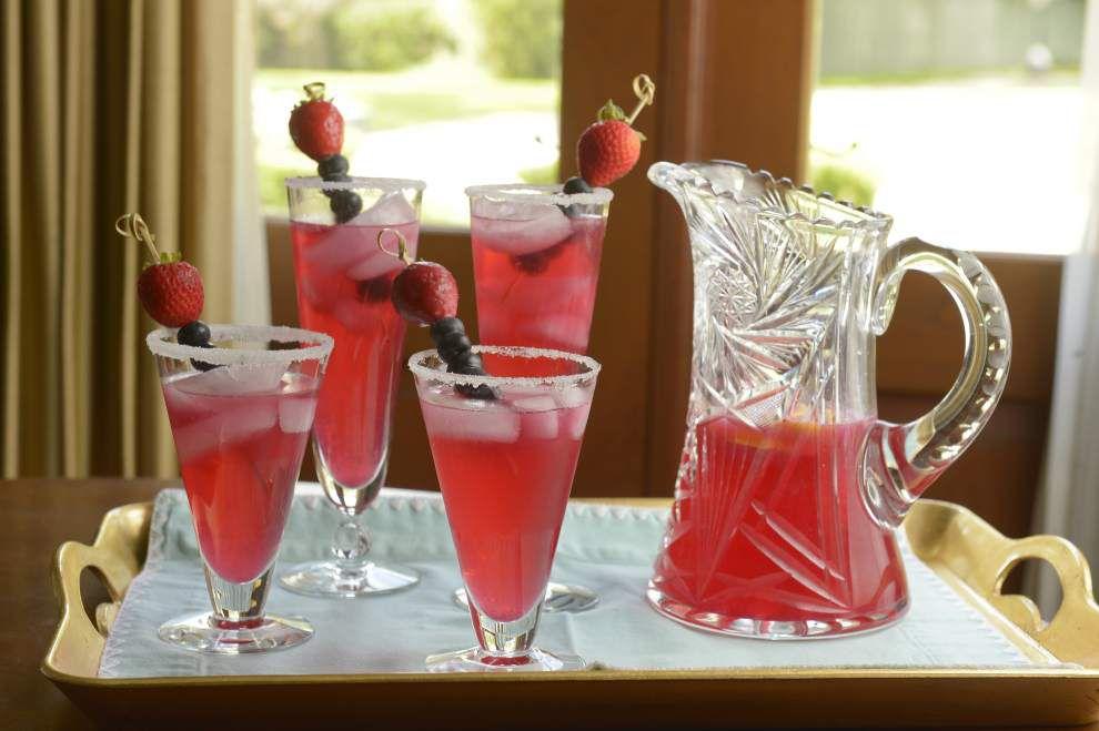 Gourmet Galley: Blueberries _lowres