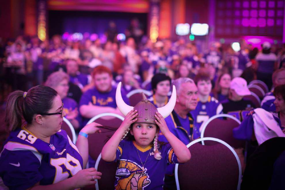 Report: New Orleans scores nation's highest TV rating for NFL draft's coverage on ESPN _lowres
