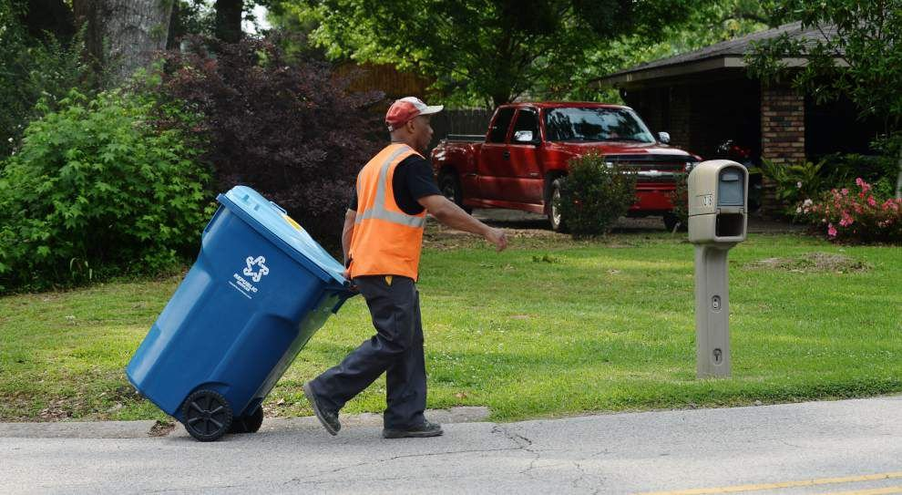 Lafayette residents to see recycling changes starting Monday _lowres